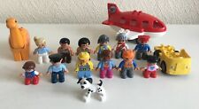 Lego - Duplo - Knights - Dinosaur - Plane - Cavemen - Bob The Builder - Airplane