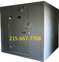 "NEW Amerikooler 4' x 6' x 7'7"" Indoor Walk-In Cooler - MADE IN THE USA!"