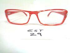 ad0ccd24b0d6a New PRODESIGN DENMARK Eyeglass Frame 1662-4012 Orange Red Japan (EST-29)