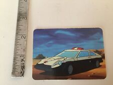 Transformers G1 Parts 1985 prowl rolls into battle series 1 card 54 hasbro