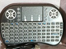 New 2.4 GHz Wireless Mini Handheld Keyboard for Android TV PC PS 3 Xbox 360