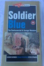SOLDIER BLUE VHS
