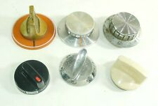 New listing 6 vintage appliance knobs turn knobs Lot of 6