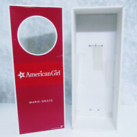 """American Girl 18"""" Doll Marie Grace EMPTY BOX Only Storage Gift Historical AG Box"""