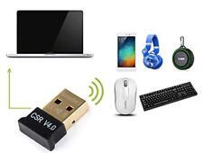 Mini USB Speed Bluetooth CSR 4.0 3.0 Adapter Dongle for Windows 7 8 10 PC Laptop