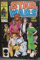 Star Wars #107 Vol. 1 Final Issues (1986)