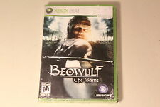 Beowulf The Game - Brand New Shrink Wrap Xbox 360