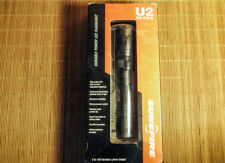 Surefire U2 Ultra - U2-BK-WH variable output LED Flashlight - discontinued - NEW