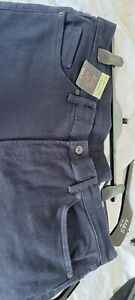 Slim Fit Super Stretch Jeans Size 40 Waist Short Brand New