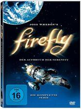 DVD FIREFLY - Der Aufbruch der Serenity  (TV-Serie, 4 DVDs)  KULT!  ++NEU
