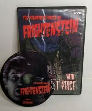 The Hilarious House of Frightenstein DVD Rare OOP Scary Comedy