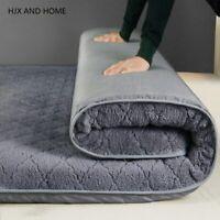 mattresses Floor tatami Keep warm in winter Foldable mats  Twin Full Size bed