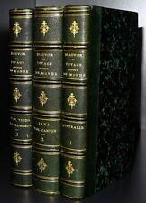 BEAUVOIR: Voyage autour du Monde   / 1869 - 1872