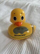 Silvercrest Radio Duschradio Badewannenradio Ente Badeente Kinder Gelb