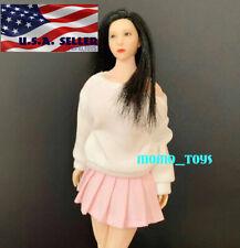 "Tbleague 1/12 Sexy Female Sweater Skirt Set For 6"" Figure Phmb2018 T01 Doll�Usa�"
