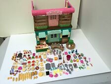 Lil Woodzeez General Store Bakery with Accessories Food Groceries Counters