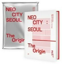 NCT 127 - Neo City Seoul: The Origin (2 CD) (Incl. 184-page Booklet, L