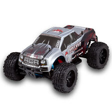 1/10 Brushless RC Truck Redcat VOLCANO EPX PRO 2.4GHZ Remote Silver LIPO