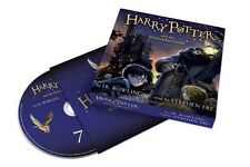 Harry Potter and the Philosopher's Stone New Audio CD Book