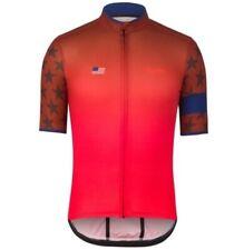 Rapha Super Lightweight USA Jersey Red Size  Medium BNWT