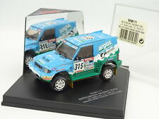 Speed Skid 1/43 - Mitsubishi Pajero Evo Rally Paris Dakar Cairo 2000 No.315