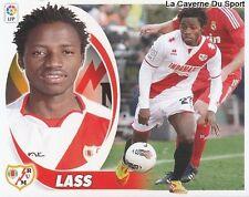 13 Alhassane Bangoura GUINEA RAYO VALLECANO STICKER CROMO LIGA 2013 PANINI