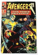 """1966 Marvel Comics Group The Avengers #29 """"This Power Unleashed"""" 7.6 VF-"""