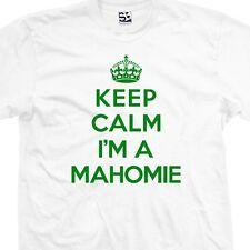 Keep Calm I'm a Mahomie T-Shirt - Austin Youtube Star Mahone - All Size & Colors
