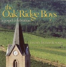 DAMAGED ARTWORK CD Oak Ridge Boys: Gospel Celebration: 20 Hymns & Songs