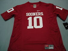 Nike OU Sooners FOOTBALL JERSEY youth LARGE 14-16 NEW SEWN