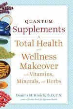 Conari Wellness: Quantum Supplements : A Total Health and Wellness Makeover...