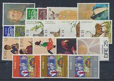 Irland Jahrgang 1980 postfrisch in den Hauptnummern kompl.......................