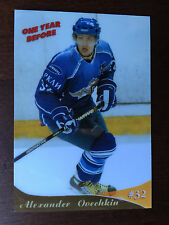 2006 Russian One Year Before Alex Ovechkin RC RARE Rookie 46/54