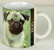 Pug Dog Coffee Cup Mug XPRES 1992 Angermayer