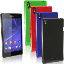 Glossy Plastic Mobile Phone Cases, Covers & Skins for Sony