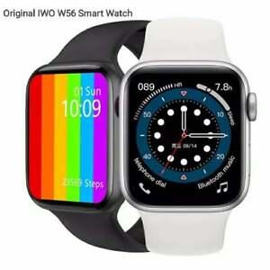 IWO W56 Smart watch 2020 NEW Bluetooth Call ECG Body Temperature Watch Series 6