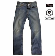 Denim Exact Jeans Motorcycle Trousers