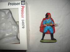Preiser Elastolin: Krüger Bei 1:25 - 7 cm - Karl May Figur