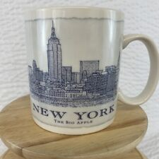 "Starbucks Mug New York - ""The Big Apple"" - 18 oz"