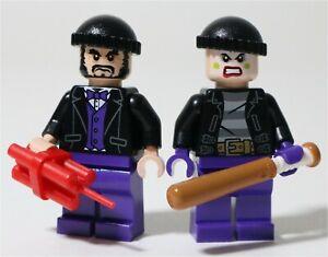LEGO DC BATMAN JOKER HENCHMAN MINIFIGURES GOON MADE OF GENUINE LEGO PARTS