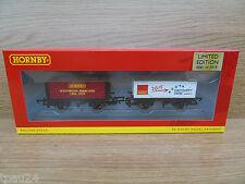 Hornby R6786 Hornby New Era Wagon - Twin Pack OO Gauge
