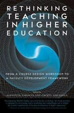 Rethinking Teaching in Higher Education: From a Course Design Workshop to a