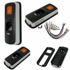 Rfid Standalone Fingerprint Access Control Reader Single Biometrics Fingerprint
