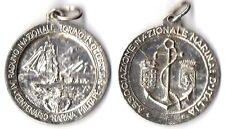 Medaglia Ass. Naz. Marinai D'Italia IV° Raduno Naz. Torino 15 Ott. 1961 Metal