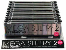 Technic Mega Sultry 2 Eyeshadow Palette - Bright Colours Makeup Eyes Party