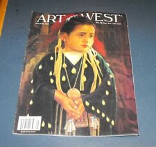 ART OF THE WEST MAGAZINE MAY/JUN 2002 THE EMERALD DRESS by M.C. POULSON