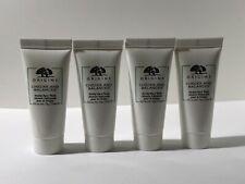 4 x ORIGINS Checks And Balances Frothy Face Wash Travel Size .5 Oz/15ml each