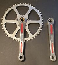 Vintage Stronglight 49D 170mm Crankset 48t Chainset Retro Road Track Bike Eroica