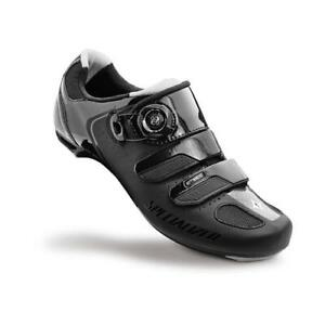 Specialized Ember Women's Road Cycling Shoes, EU 42.5 Black/Silver
