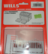 New Wills Scenic Series Greenhouse & Cold Frames SS20